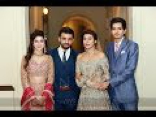 Farhan and Urwa Hocane's reception pictures released