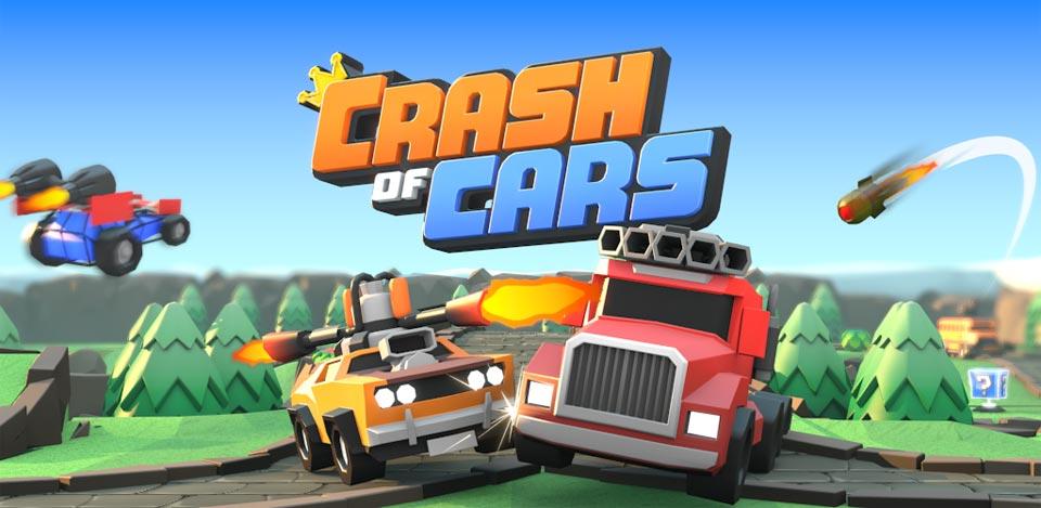 Crash of Cars v1.1.60 Mod .apk