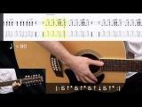 Гитарный бой № 11 (урок, разбор) dieza.NET