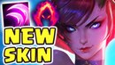 THIS SKIN WILL MAKE YOU SCREAM NEW BLOOD MOON EVELYNN JUNGLE SPOTLIGHT THIS IS WHY YA GUNBLADE