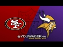 #Vikings - #49ers