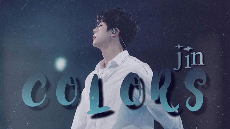 Kim Seokjin | COLORS ⌈FMV⌋