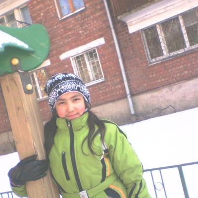 Сабрина Мурадова, 26 ноября 1998, Львов, id214606096