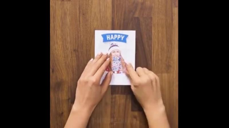 Делаем красивые и оригинальные открытки своими руками!