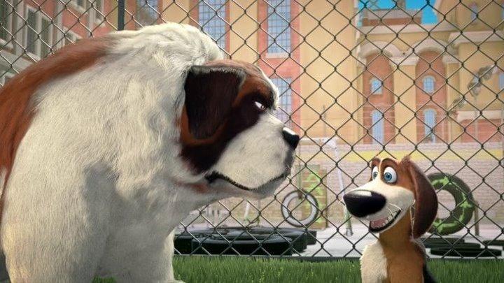 Большой собачий побег HD(комедия, приключения)2016