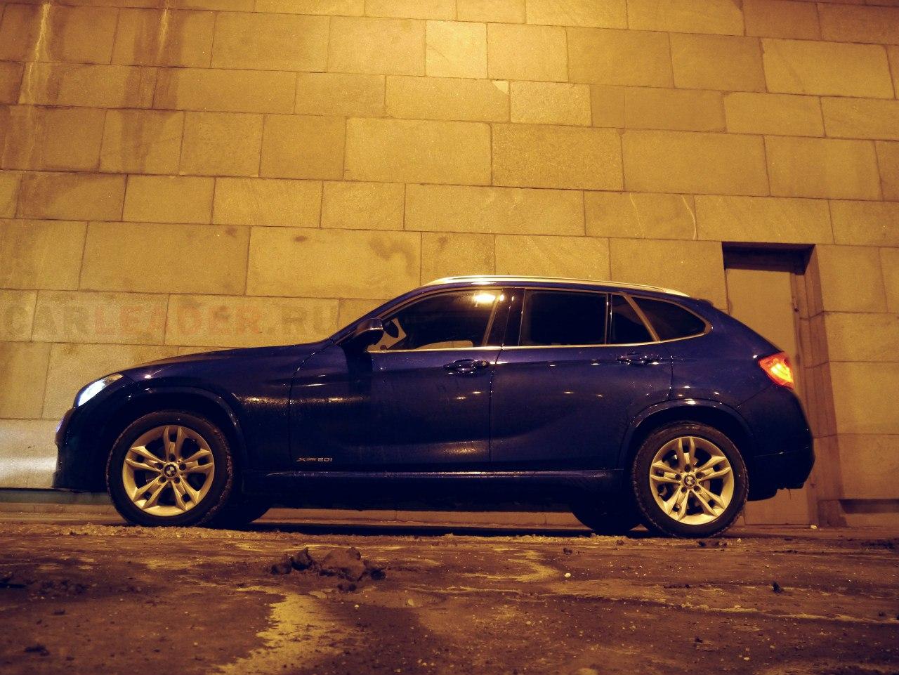 Клиренс BMW X1 M