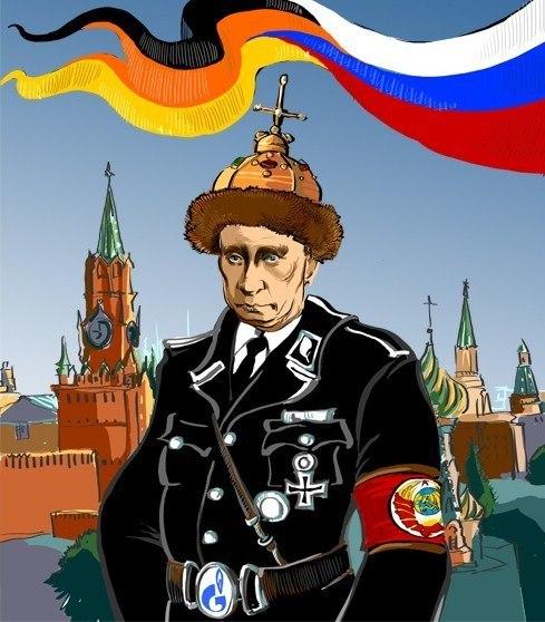 """Financial Times: Путин понял, что Киев вышел из-под влияния и пытается """"выкроить"""" марионеточное государство - Цензор.НЕТ 232"""