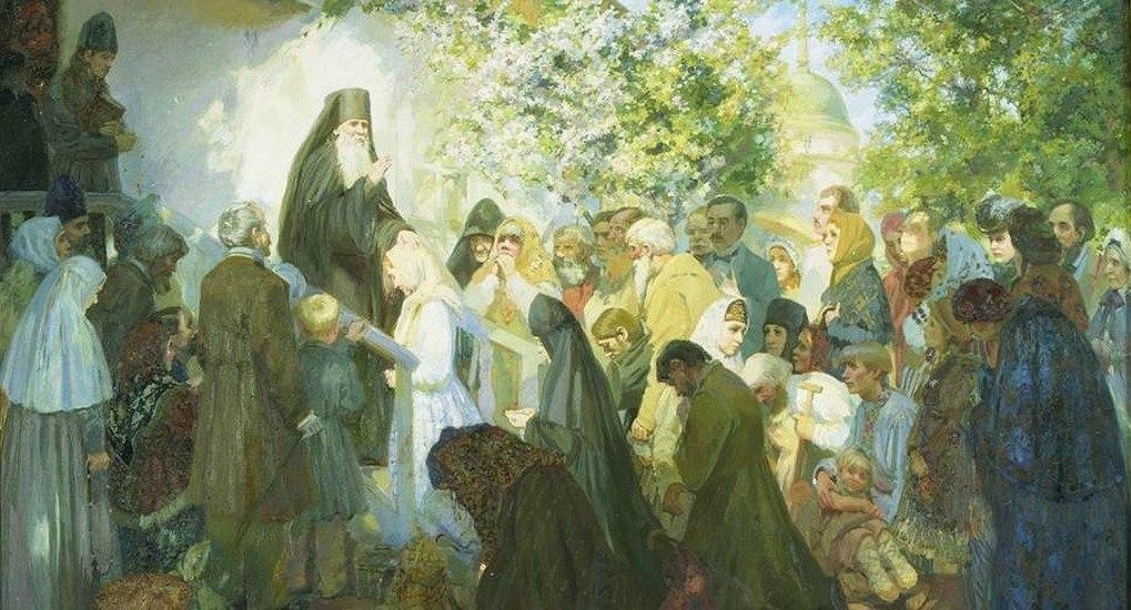 رعية رئيس الملائكة ميخائيل للروم الأرثوذكس  جبل لبنان  نابيه - - QPd3cGyD4Pg