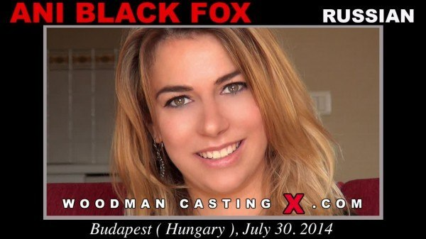 Кастинг Вудмана с Ani Black Fox (Анна) — Россия — 2014