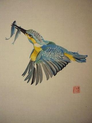 школа китайской живописи: