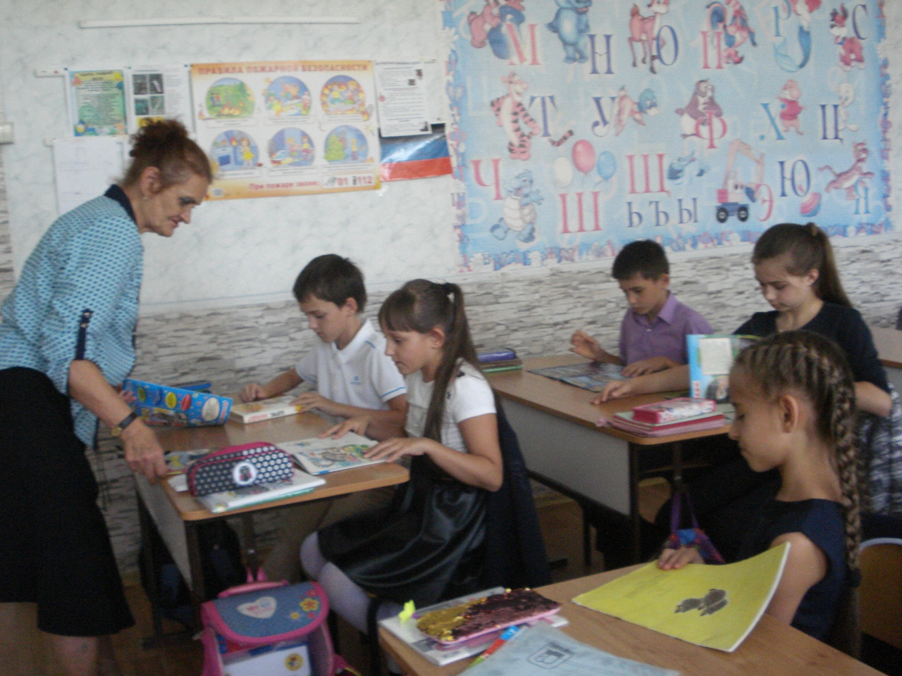 борис заходер, занятия с детьми, донецкая республиканская библиотека для детей, отдел обслуживания дошкольников и учащихся 1-4 классов