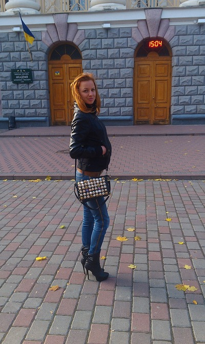Марина Корецкая, 2 апреля 1992, Днепропетровск, id138215432
