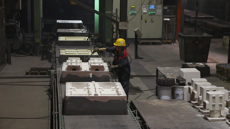 «Выксунский литейный завод» запустил новые очистные сооружения