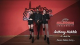 Haley Reinhart-Seven Nation ArmyChoreography by Anthonty Nakhle