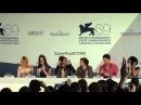 5 сентября 2012 Пресс-конференция фильма «Отвязные каникулы» в Венеции