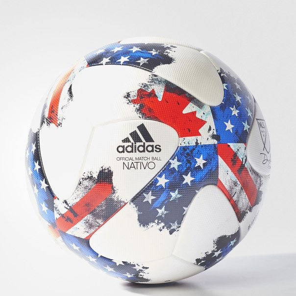 Футбольный мяч MLS