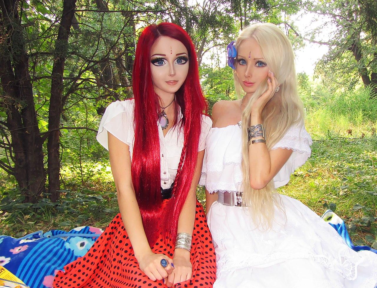 Фотосессия двух девушек 1 фотография