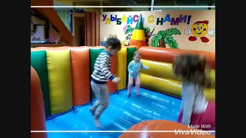 День рождения сыночка Степашки 4 года
