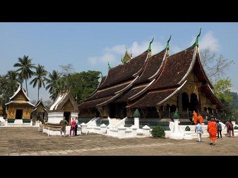 Luang Prabang, Laos in 4K Ultra HD