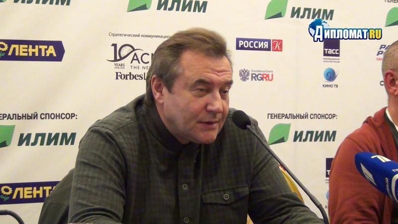 В Санкт-Петербурге открылся XXVIII Международный кинофестиваль «Послание к человеку»