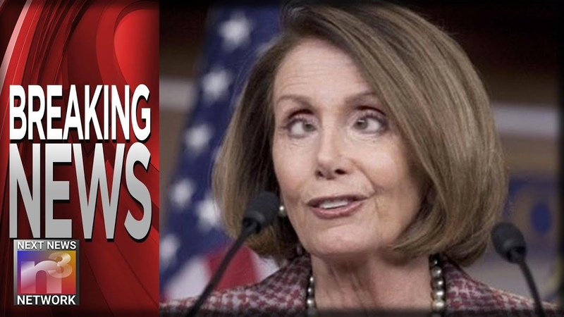 BREAKING PELOSI CONFRONTED Struggles To Respond Repeats Claim That Trump Endangered Her Life