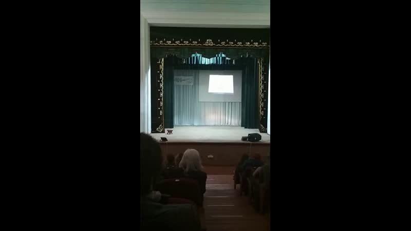 Фестиваль Театриум. Больница