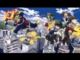 Boku no hero academy - Make my story