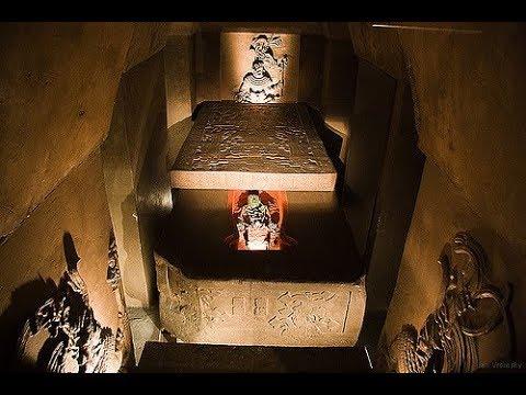 Археологи расшифровали иероглифы Храма Надписей Майя и оторопели.Загадка Пакаля раскрыта полностью