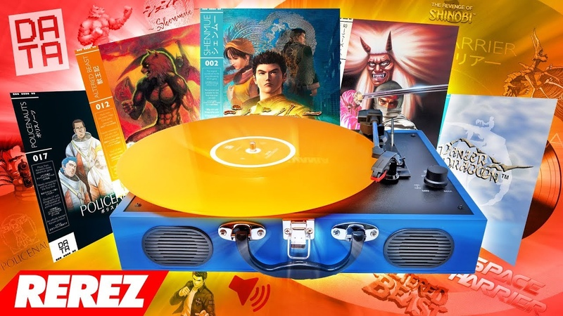 Video Game Music on Vinyl / Data Discs Review - Rerez » Freewka.com - Смотреть онлайн в хорощем качестве
