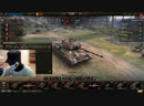 Играю с Любимой во взводе World of Tanks