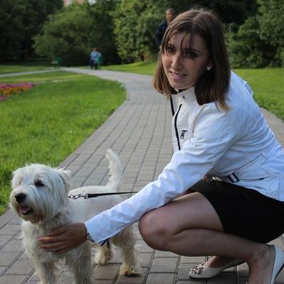 Нина Доделия, 21 сентября 1990, Москва, id21401442