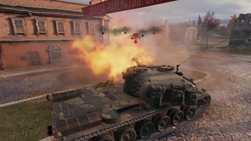 В БОЛЬ Выпуск №44 ДЕДУШКА ИС 7 ТРЯСЕТ СТАРИНОЙ World of Tanks