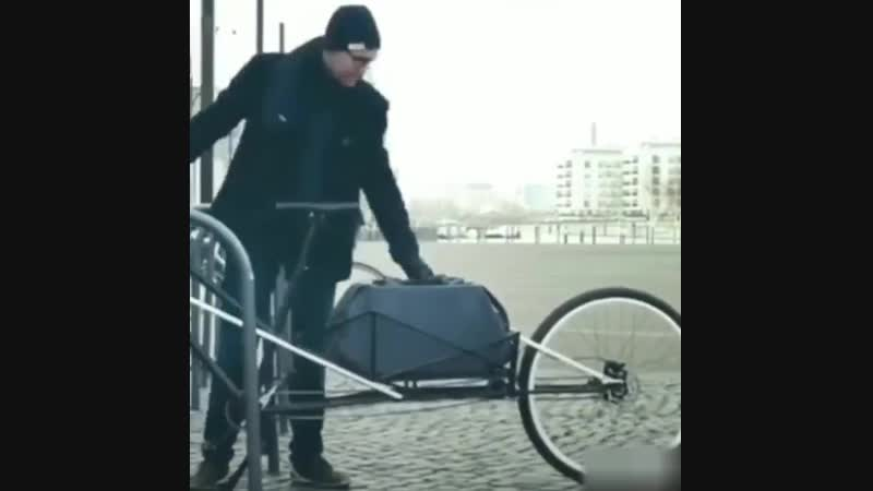 Этот велосипед гораздо функциональнее чем ты думаешь