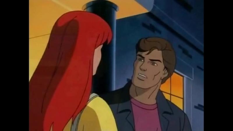 Человек паук 1994 Сезон 5 Серия 2 Шесть забытых воинов
