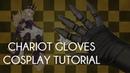 Cosplay Tutorial - Chariot (Black Rock Shooter) - Gloves