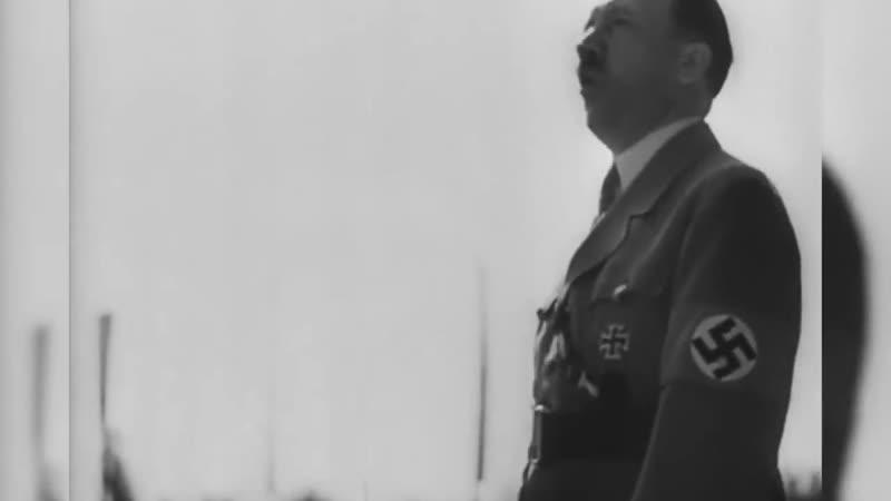 Речь Адольфа Гитлера перед Германской Молодёжью.(С русскими субтитрами).