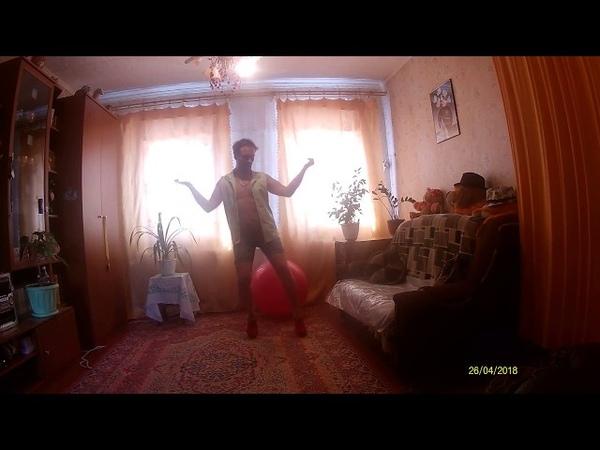 14 *** Танцующий мужик на шпильке это что-то