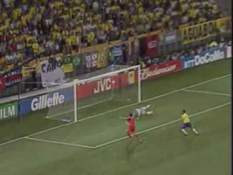 Brasil x Bélgica oitavas de final Copa do Mundo 2002