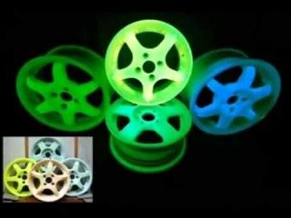 Светящиеся краска для дисков и металла