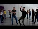 Танцевальное День Рождение. Преподаватель Герман Констанц.