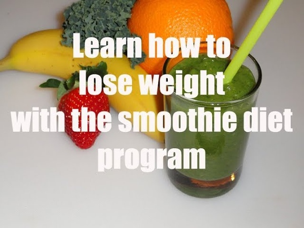 ▶Learn how to lose weight with the smoothie diet program Get best smoothie recepies for weight loss◄