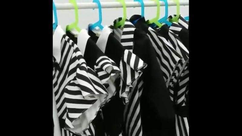 Представляем серию чёрно-белых костюмов для танца. Тот случай, когда лаконичное сочетание всего двух цветов выглядит очень разн