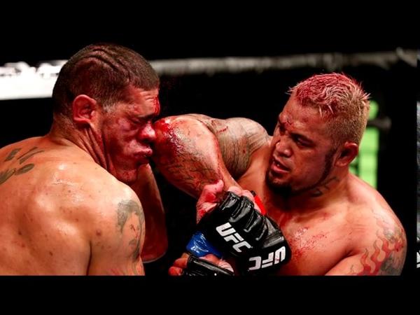 5 САМЫХ ЛУЧШИХ ЗАРУБ В UFC