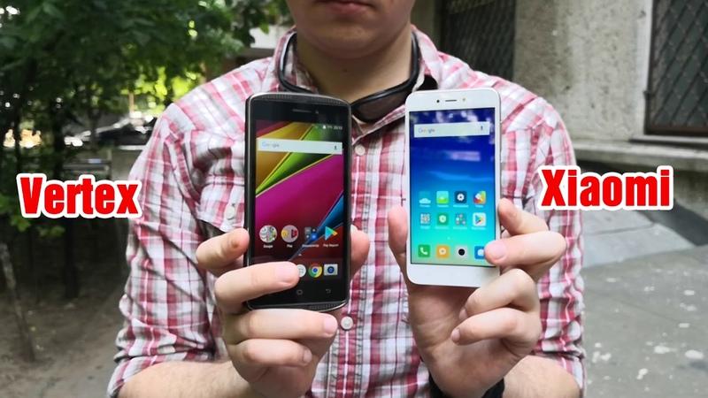 Русский Vertex против разрекламированного Xiaomi: жестокий краш-тест! Испытание машиной и водой
