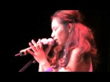 Jessica Sanchez performing Bust Your Windows by Jazmine Sullivan