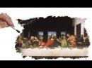 Притча о добре и зле «Легенда фрески да Винчи»