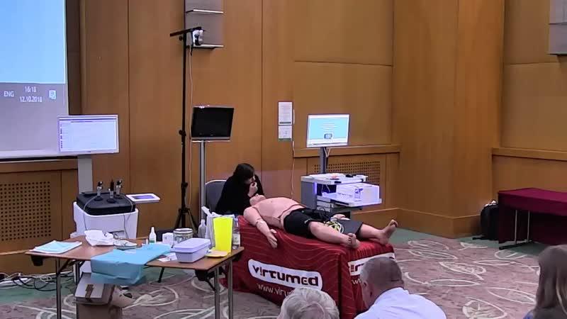 Лапароскопическая холецистэктомия (проект)