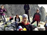 Небольшой ролик о нашей команде SkyLine Rope Jumping in Crimea