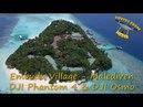 Embudu Village Malediven - DJI Phantom 4 Osmo