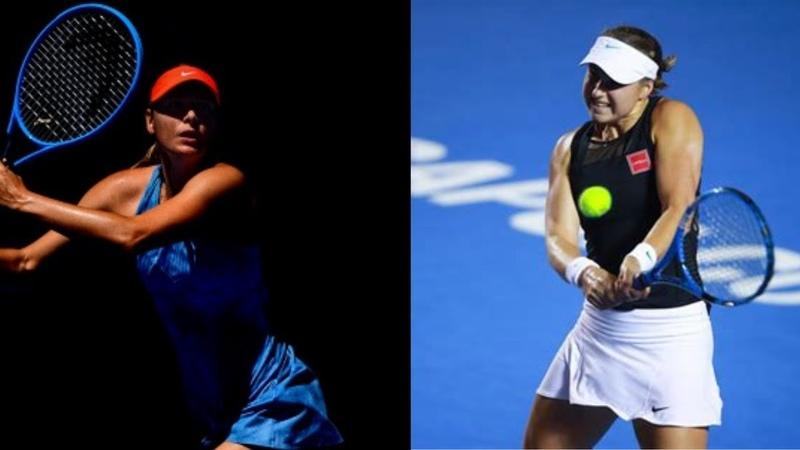 Maria Sharapova vs. Rebecca Peterson Highlights (2R)   Australian Open 2019